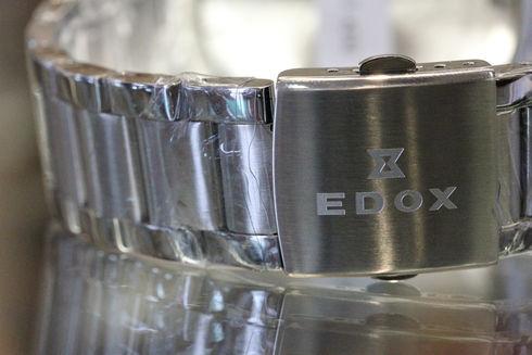 エドックス【EDOX】クラスワン クロノグラフ ビッグデイト