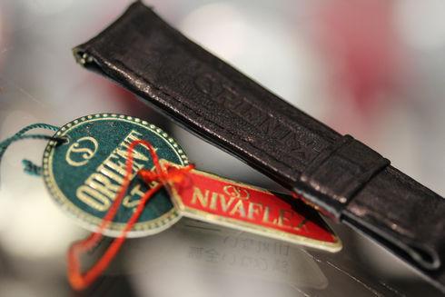 OrientStar Dynamic NIVAFLEX 17Jewels