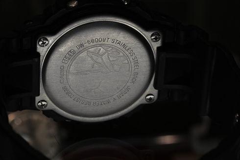 CASIO G-SHOCK Neon Genesis EVANGELION  DW-5600VT