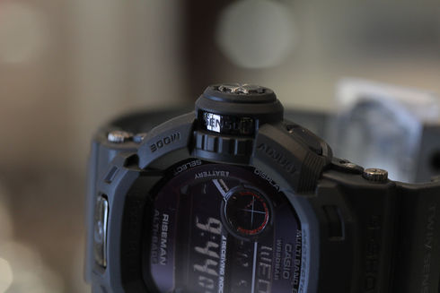 Casio: G-Shock GW-9200MBJ-1JF Riseman