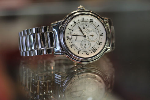 TABAH AUTOMATIC POWER RESERVE