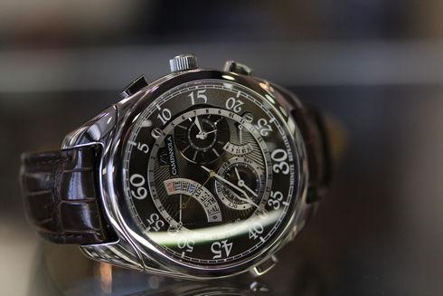 CITIZEN CAMPANOLA Elegante Bruno Minute Repeater 【CTR57-1191】