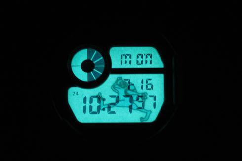 Casio G-SHOCK FROGMAN MEN IN BLACK 2【DW-8200BM-1T】