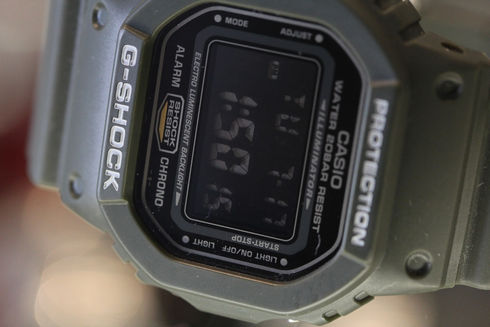 Casio G-SHOCK 映画HERO 復刻モデル【DW-5600FS-3JF】