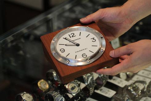 Officine Panerai Table Clock 【PAM00314】
