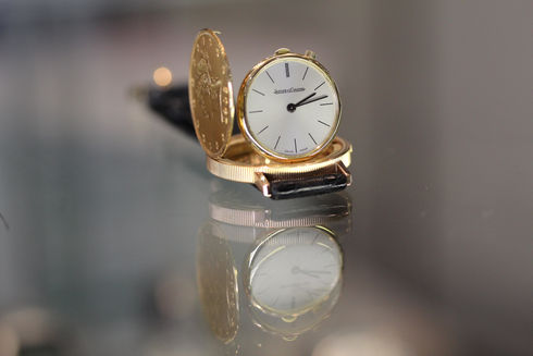 JAEGER-LECOULTRE $10 Gold Coin Watch