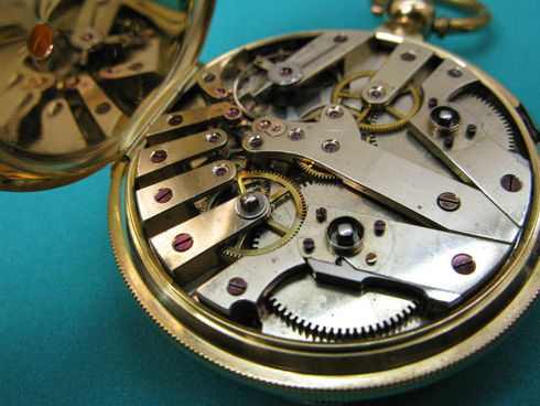 JULES EMMERY Pocket Watches