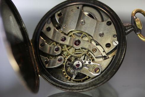 Ulysse Nardin Pocket Watches