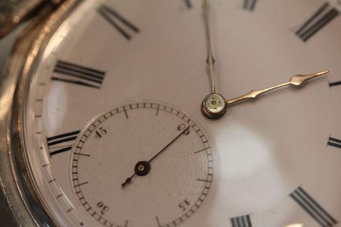 イギリス製 デント社の懐中時計