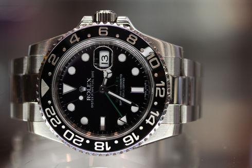 ロレックス 新型 GMTマスターII Ref.116710