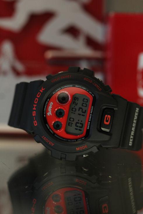 CASIO G-Shock Ultra Seven【DW6900FS】