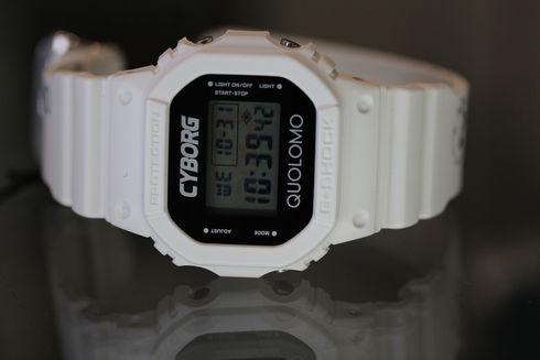 CASIO G-Shock Cyborg 009 【DW-5600Q009-7JR】
