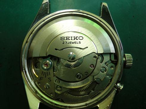 セイコーベルマチック 4006A
