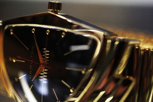 滋賀県ハミルトン腕時計の高価買取