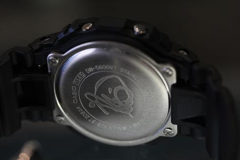 G-shock COLLABO MODEL  DW-5600VTRYO-1TJR