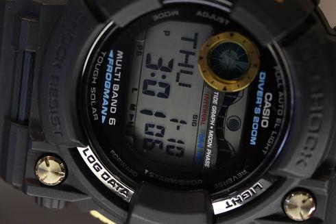CASIO G-SHOCK FROGMAN MULTIBAND 6【GWF-1000G-1JR】