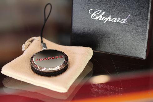 ショパール(CHOPARD)携帯ストラップ ' クラシックレースモデル