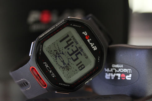 Polar RCX5 heart-rate monitor【京都屋】