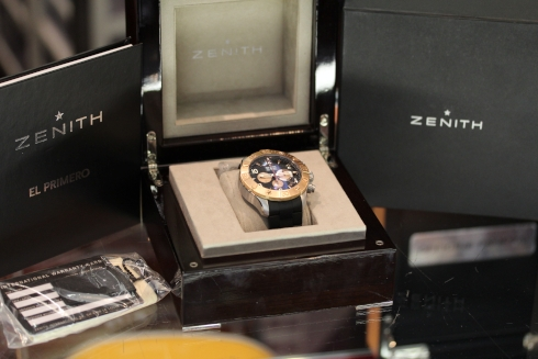 Zenith Defy Classic 86.0526.4000