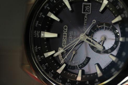 Seiko Astron GPS Solar SAST003