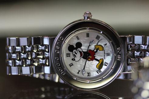 Gerald Genta  Fantaisies Mickey Mouse【京都屋】