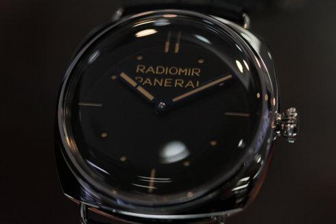 SIHH2012で発表されたモデル RADIOMIR S.L.C. 3 DAYS  PAM00449