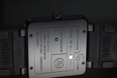ベル&ロス BR01-92 レーダー