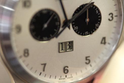 Zenith ゼニス Grande Class Grande Date Men's Watch 03.0520.4010