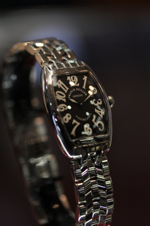 FRANCK MULLER(フランクミュラー)腕時計 カサブランカ レディース 1752QZCASA