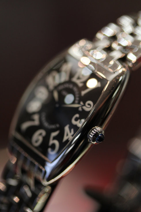 カサブランカ レディース 1752QZCASA FRANCK MULLER(フランクミュラー)腕時計