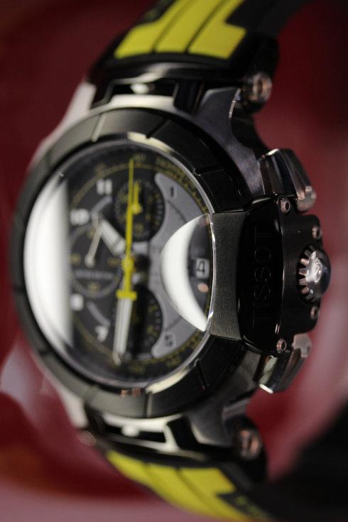 ティソ オートマティック 自動巻き クロノグラフ 限定 メンズ ウォッチ
