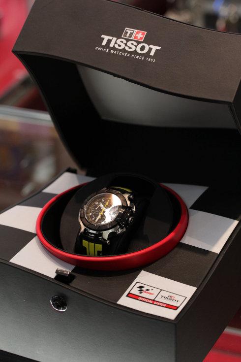 レア スイスブランド TISSOT T-RACE Moto GP 2012 Limited Edition 買取りました
