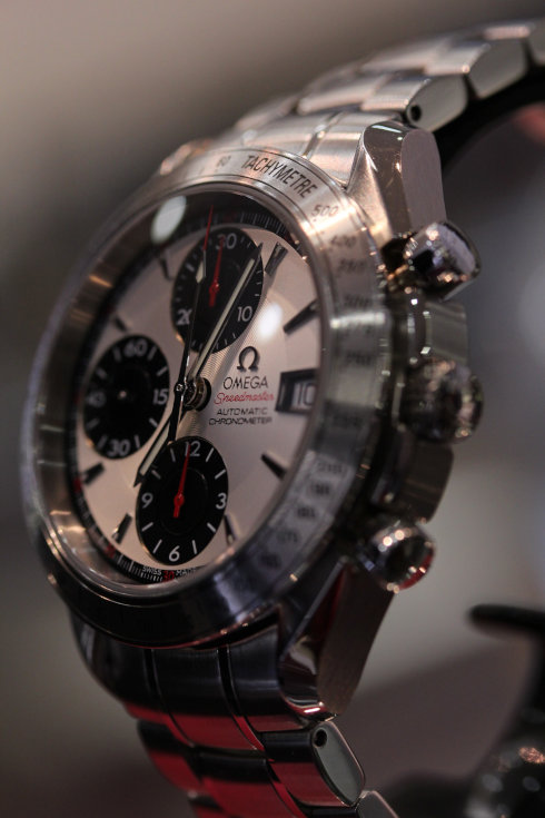 オメガ スピードマスター デイト 3211.31 OMEGA【腕時計】 浜大津の質屋