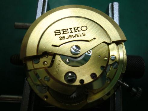 SEIKO SEIKOMATIC WEEKDATA 【6206-8080】