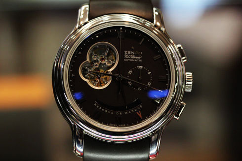 Zenith ゼニス Chronomaster XXT Open Men's Watch 男性用 メンズ 腕時計