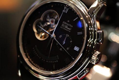 ゼニスの買取の情報です。ゼニスなど時計の買取なら浜大津の質屋。即日回答の スピード無料査定、便利な無料らくらく買取パックで宅配買取も完備