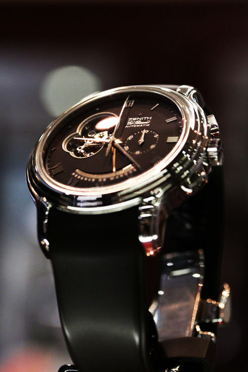 ゼニスの腕時計を高価買取します 全国トップクラスの高価買取質屋
