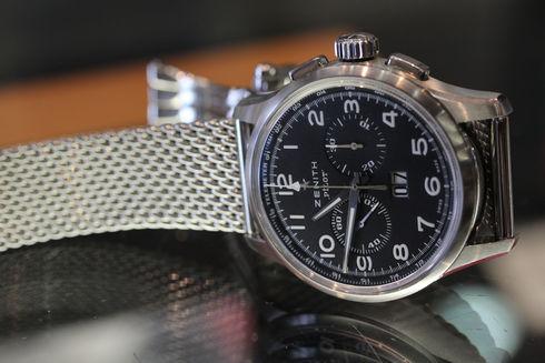 ZENITH Pilot Chronograph