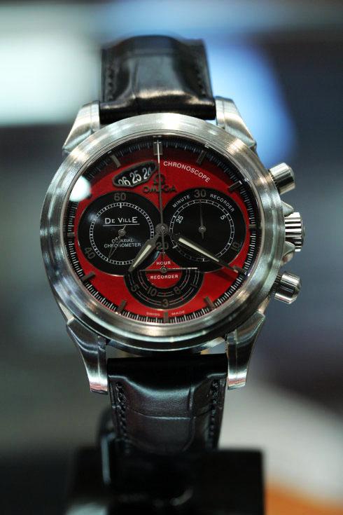 【オメガ】【4851.61.31】【OMEGA DE-VILLE CO-AXIAL】【腕時計】【中古】
