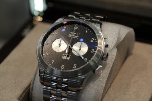 ゼニスのエルプリメロなどブランド腕時計を手放すときは京都屋質屋
