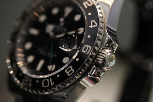 116710LN GMTマスター2 スポーツ 自動巻き(ブラック)オイスターブレスレット