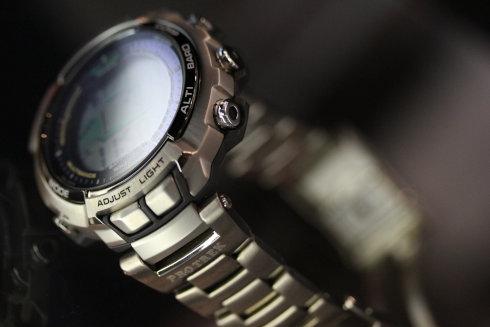 カシオ-PRW-2500T-7JF-腕時計の買取 国産腕時計