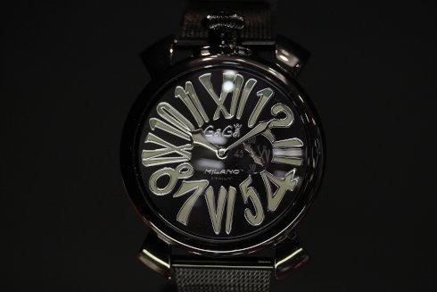 ガガ ミラノ メンズ ブランド腕時計の買取・販売は京都屋質店