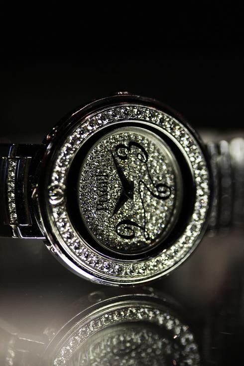 ピアジェ ポセション 全面ダイヤ  Watch