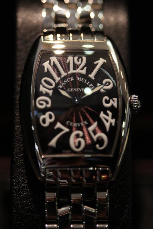 スイス機械式時計メーカー『フランク・ミュラー』