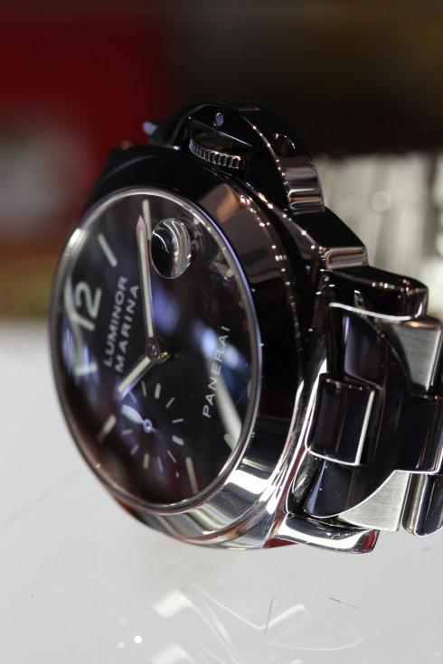 パネライ 時計 メンズ ルミノールマリーナ Ref.PAM00050 シガケンシチヤ