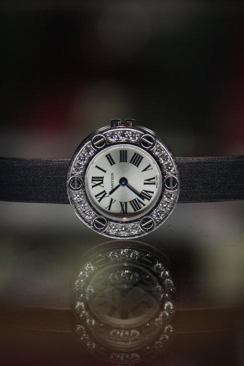 カルティエ Cartier ラブウォッチ 質屋の買取品