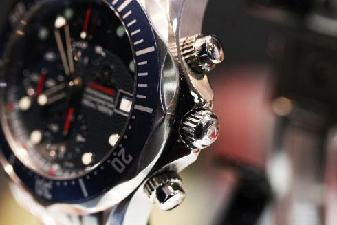 オメガ メンズ 腕時計 シーマスター プロフェッショナル クロノグラフ(青) 2225.80