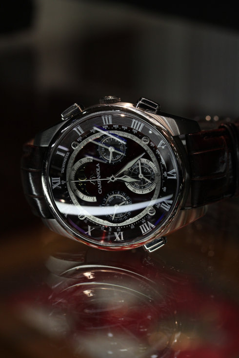 """シチズンの """"カンパノラ"""" という時計を買い取りました。"""