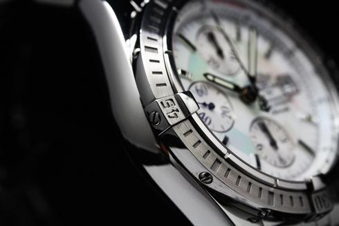 ブライトリング メンズ腕時計 クロノマット エボリューション A156A69PA A13356